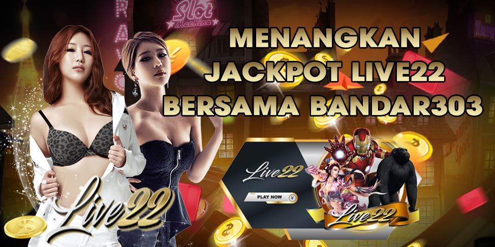 Situs Resmi Daftar Agen Slot Casino Live22 Online Indonesia Terpercaya