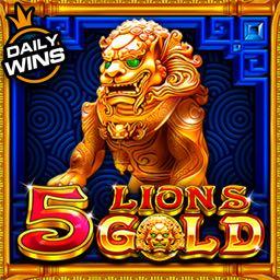 5-Lions-Gold
