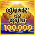 Queen of Gold 100000